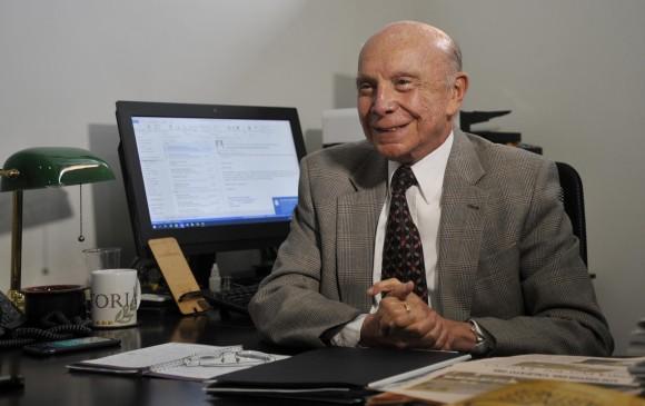 Pedro Carmona es PhD en Economía del Instituto Universitario Eseade, Argentina, y profesor de la Universidad Sergio Arboleda de Bogotá. Vive en Colombia desde mayo de 2002. FOTO AFP
