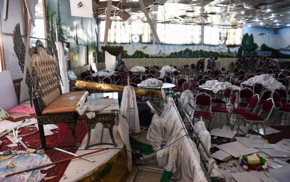 Ataque terrorista en un casamiento dejó 63 muertos y183 heridos — Afganistán