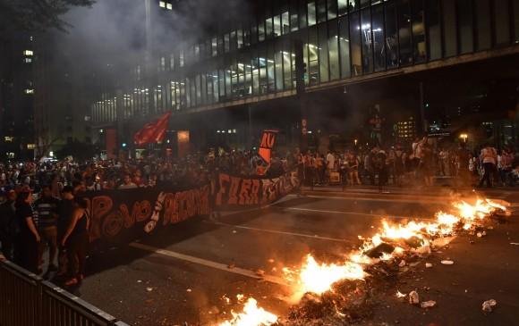 Morales expresa su apoyo a Rousseff ante juicio político
