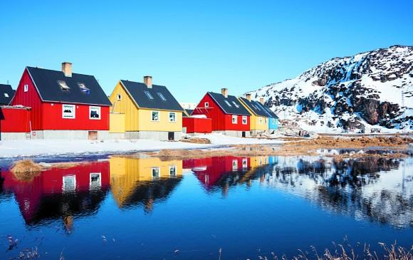Groenlandia. Foto: Shuterstock