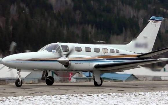 Delincuente robaron avión de empresa de valores cargado de dinero en Cesar