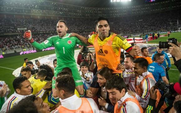 Acusan a Falcao de negociar empate contra Perú