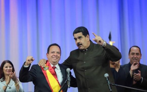 Tildó de ridículas las sanciones de EEUU contra militares venezolanos