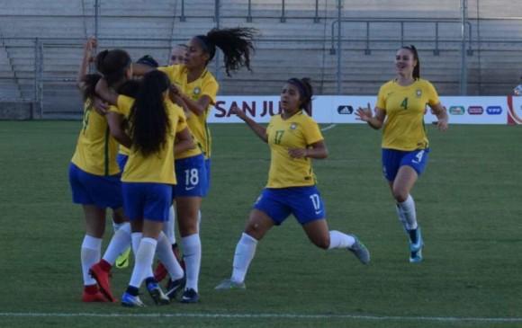 Avanza el Sudamericano Femenino Sub 17