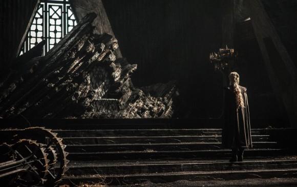 La madre de dragones.