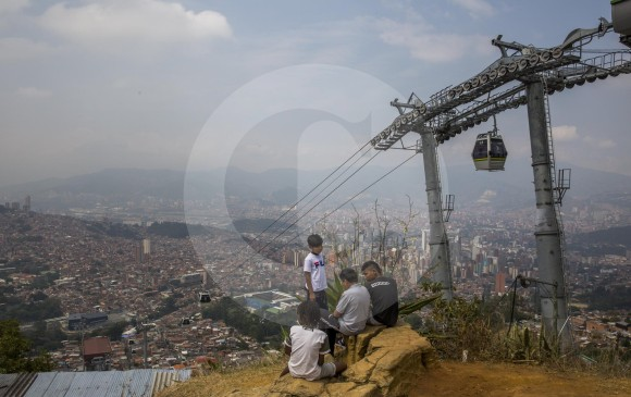 Medellín estrena el quinto metrocable: este sábado primer vuelo hacia el Trece de Noviembre