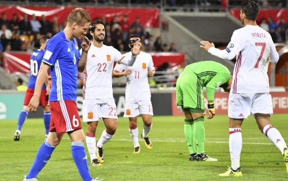 ¡Mala pata! David Villa se lesiona y no jugaría ante Liechtenstein