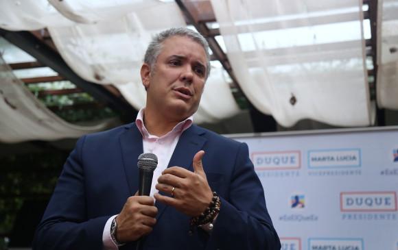 Iván Duque y fiscal anunciaron alianza contra la corrupción y el narcotráfico