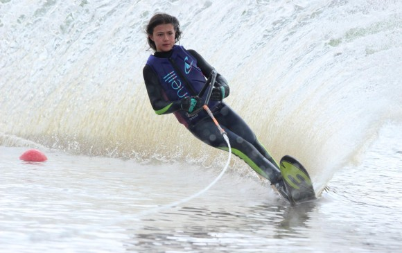 Chile gana 15 medallas de oro en Latinoamericano — Esquí Náutico