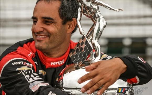 Juan Pablo Montoya correrá las 24 Horas de Le Mans 2018