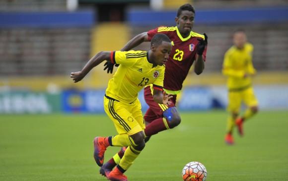 Colombia perdió con Ecuador y se quedó sin el Mundial Sub-20
