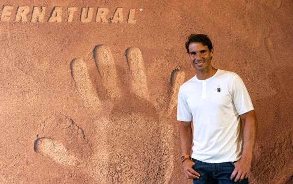 Rafa Nadal mantiene el número uno en el ránking de ATP