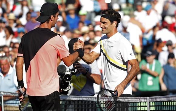 Tras caer en Miami, Federer devolverá el trono a Nadal