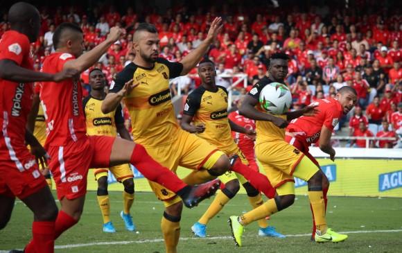 Atlético Tucumán arranca hoy la serie en Medellín