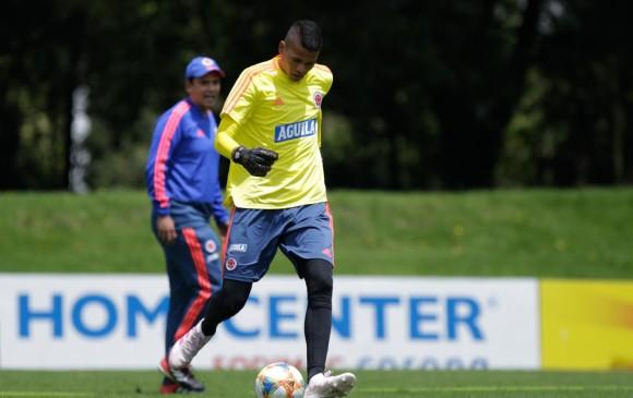 Penúltimo examen de la Sub-20 de Colombia
