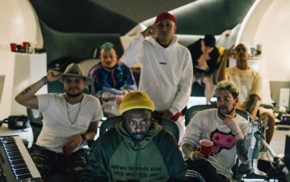 Piso 21 y Black Eyed Peas lanzan el tema 'Mami'