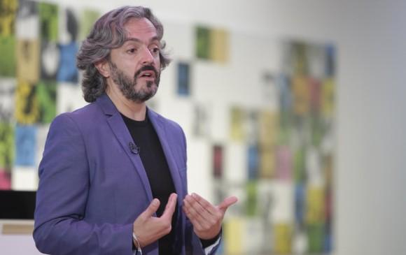 El director del Dane, Juan Daniel Oviedo, informó que el costo de la vida en el país llegó a 3,27 % en 12 meses. FOTO Colprensa