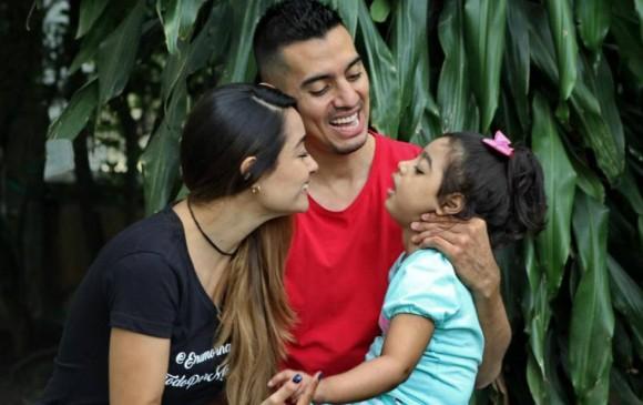 Falleció Julieta, la hija del ex futbolista Andrés Felipe González