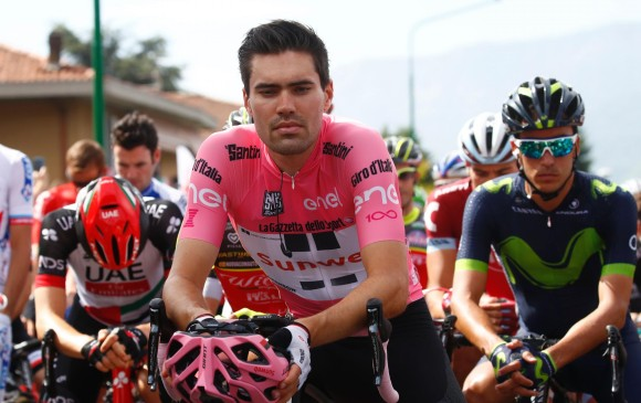 Nairo Quintana, a 29 kilómetros de la gloria