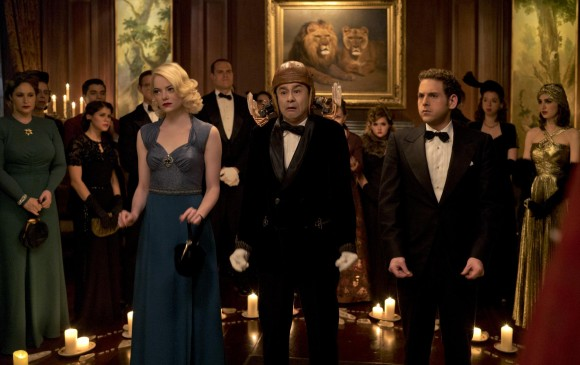 Emma Stone y Jonah Hill son los protagonistas de Maniac. FOTO Cortesía Netflix