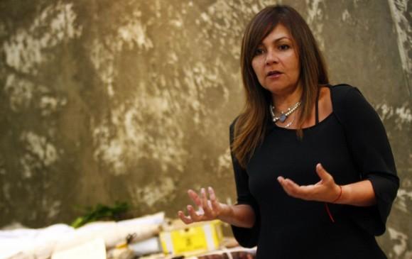 Lina Cantillo, diseñadora, empresaria