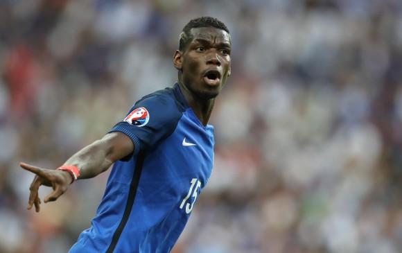 La FIFA investiga el fichaje de Paul Pogba por el Manchester United