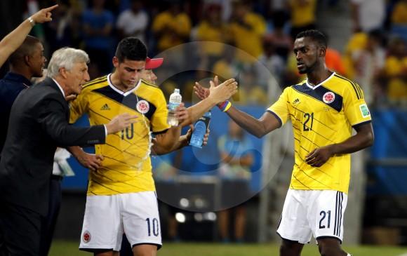 Hacienda inspecciona a James, Filipe, Diego Costa y Jackson