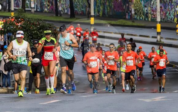 Atropellan a un atleta cuando participaba en el Medio Maratón de Medellín
