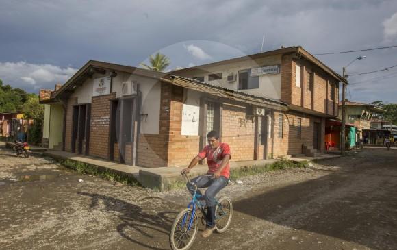 Antioquia y Chocó, por votos de Bajirá