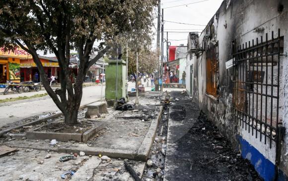 Nechí tiene un presupuesto de $25.200 millones (2019), una deuda de $7.000 millones y muchas necesidades insatisfechas: ni siquiera la vía de acceso está pavimentada. FOTOS Julio César Herrera