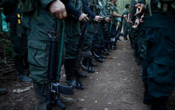 Asesinan en Ituango a desmovilizado de las Farc