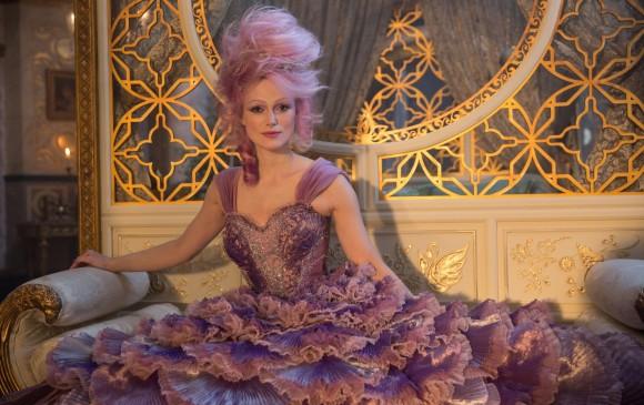 Este es el vestido de Sugar Plum. FOTO Cortesía Laurie Sparham/Disney Enterprises