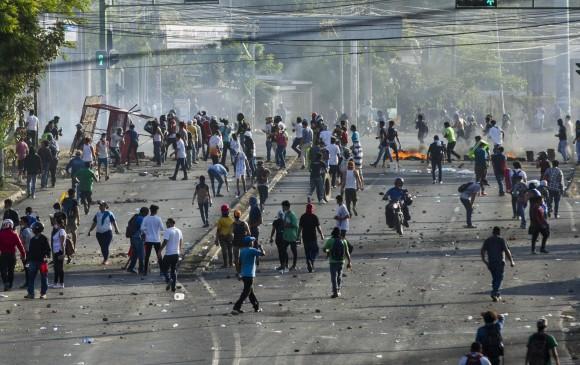 Al menos 10 muertos en protestas contra el gobierno en Nicaragua