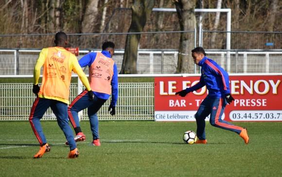 Selección Colombia será despedida antes de ir a Rusia