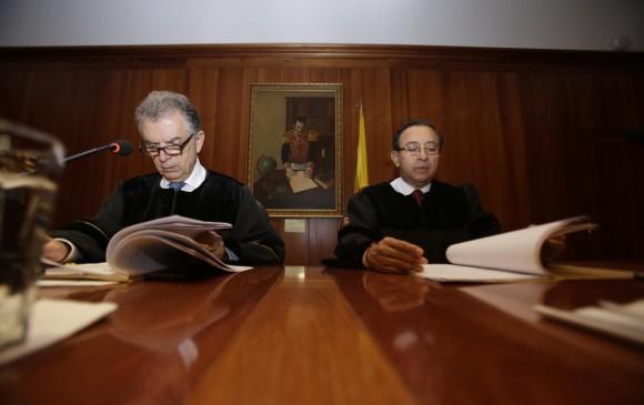 El Consejo de Estado condenó a la Nación por un falso positivo en Santander. FOTO: COLPRENSA
