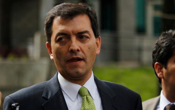Luis Alfonso Hoyos era el asesor espiritual de la campaña presidencial de Óscar Iván Zuluaga. FOTO Archivo colprensa