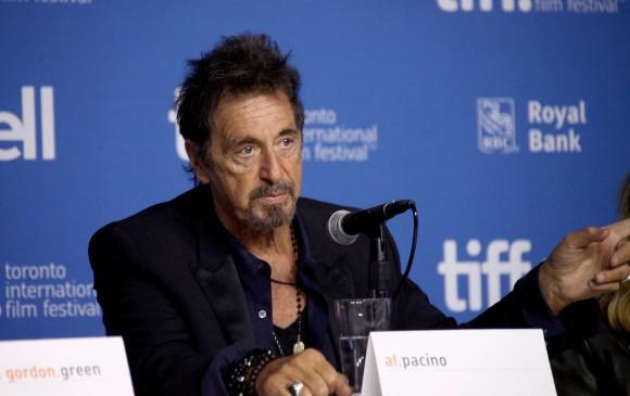El actor norteamericano tiene 78 años. Foto AFP