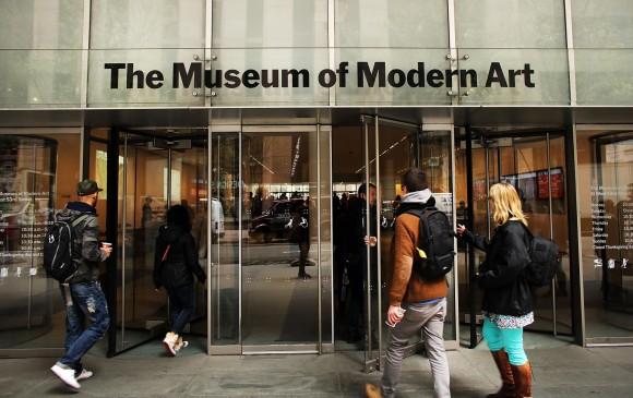 El MoMA cerrará sus puertas…