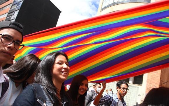 El reglamento de la JEP no incluye a la población LGBTI en el enfoque de género. FOTO: Colprensa