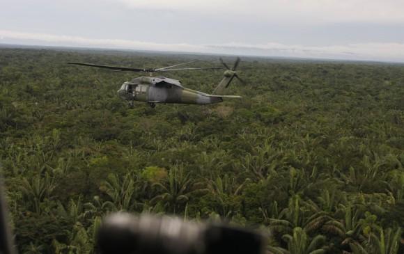 Colombia: mueren siete disidentes de las FARC en operación del Ejército
