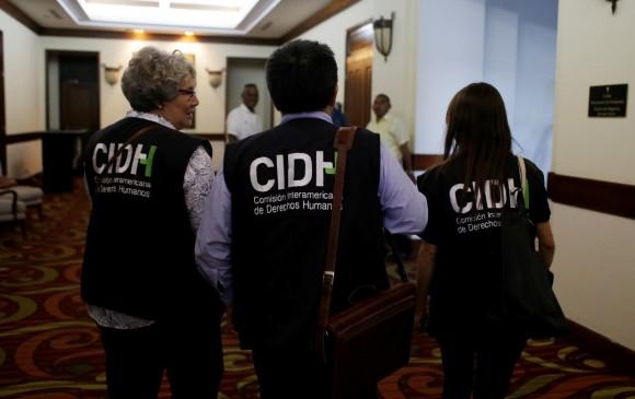 CIDH denuncia crímenes de lesa humanidad en Nicaragua
