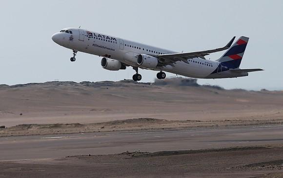Aerolínea estadounidense Delta buscará comprar 20% de Latam y formar alianza estratégica