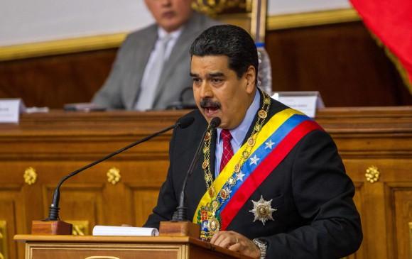 Nicolás Maduro tilda de 'bandido' a Juan Manuel Santos