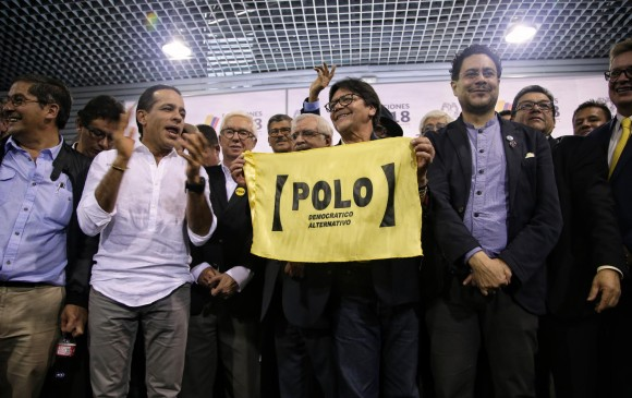 Sergio Fajardo será el candidato presidencial de la Coalición Colombia