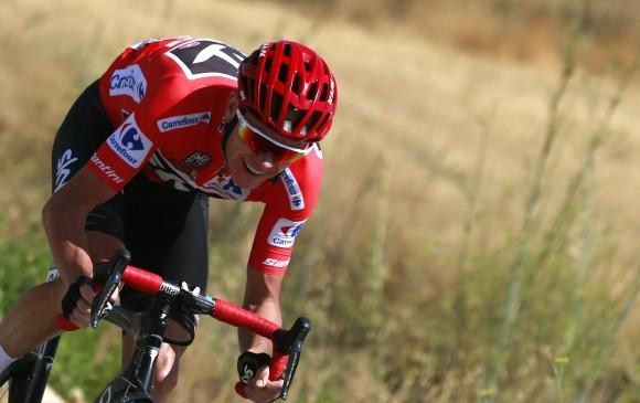Froome niega acuerdo para aceptar dopaje en la Vuelta a España