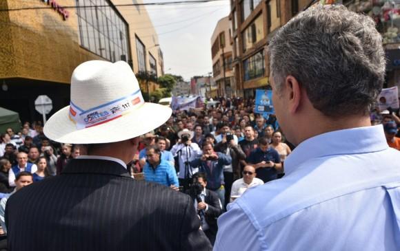 Duque consolida ventaja sobre Petro en Colombia
