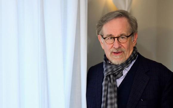 Esteven Spielberg es un director incansable. La saga de Indiana Jones se rodará en 2019. Foto AFP