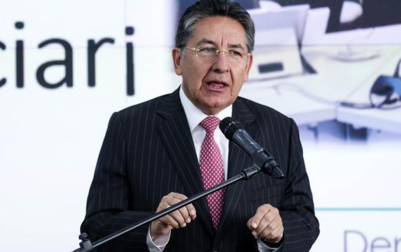 En vivo marcha para pedir la renuncia del fiscal Néstor Humberto Martínez
