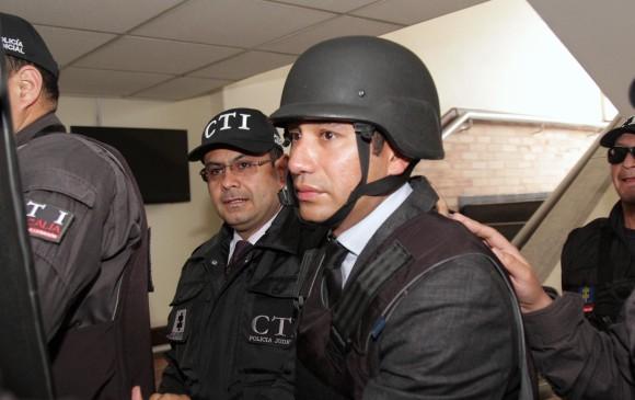 Gustavo Moreno no aceptó cargos y busca principio de oportunidad — Fiscalia