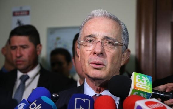 La Corte Suprema niega nulidad del proceso contra Álvaro Uribe